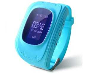 Wrist Watch with Anti-lost GPS Tracker
